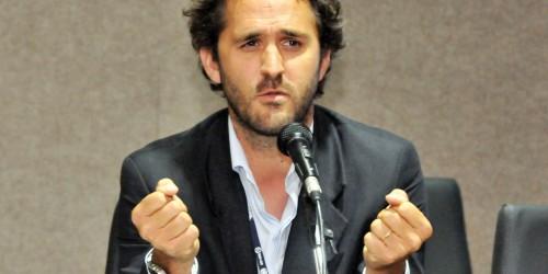 Romain Troublé, coordinateur du groupe de travail Innovation, Valorisation et Communication du projet OCEANOMICS